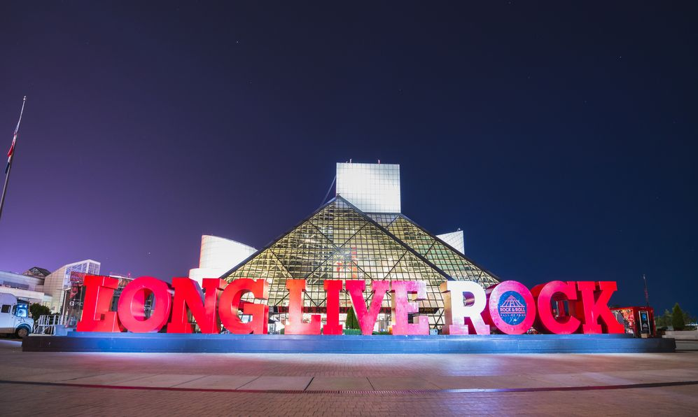 rock and roll hall of frame ohio