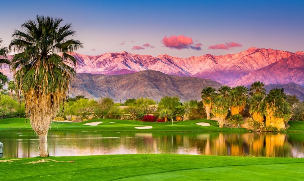 phoenix desert golf course