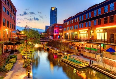 Magical Things to Do in Oklahoma City