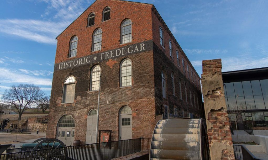 civil war museum historic tredegar