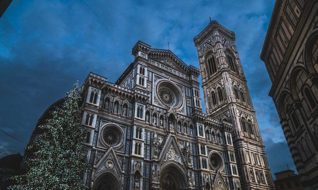 Basilica of Santa Maria Novella, Firenze, Italy