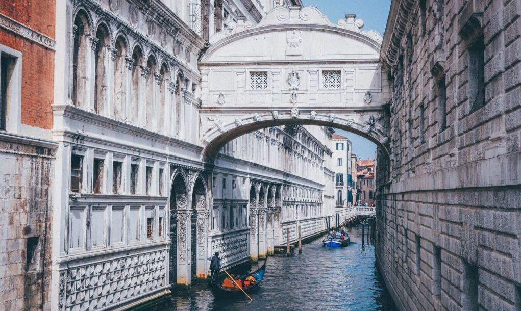 Bridge of Sighs, Venezia, Italy