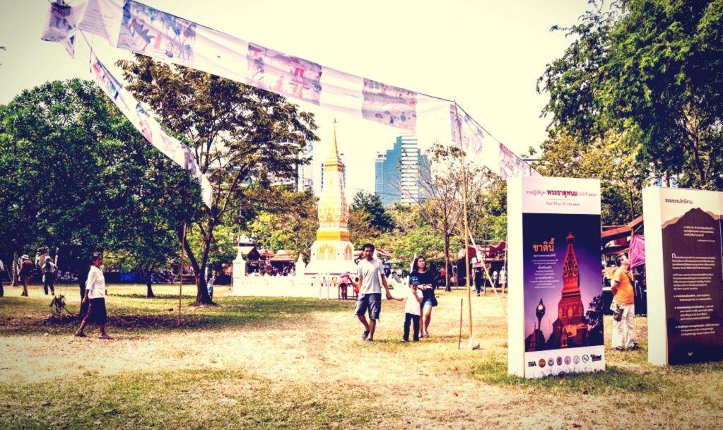 hailand Tourism Festival 2016 at Lumpini Park, Bangkok ,Thailand