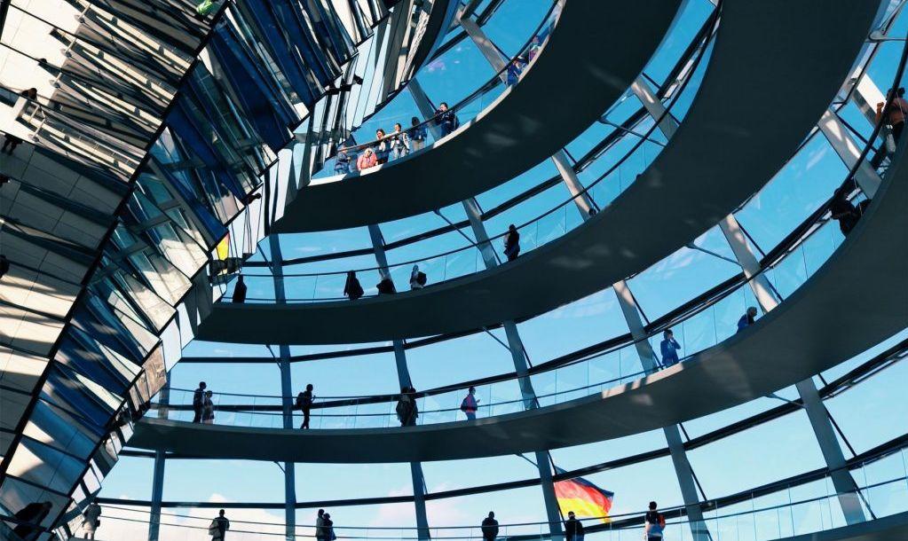 Berlin, Germany Reichtagskuppel