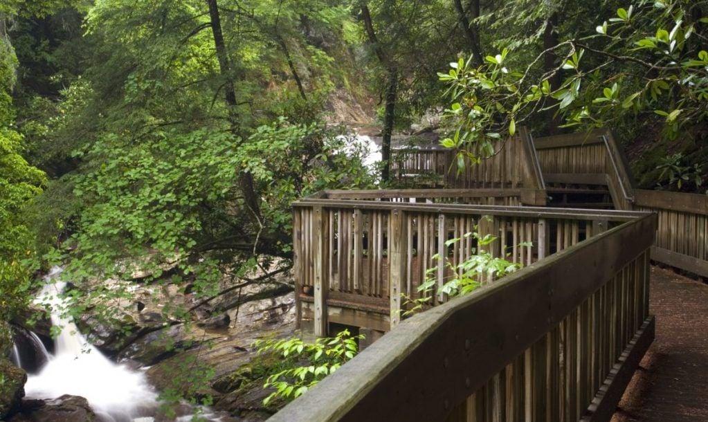 Smithgall Woods Overlook