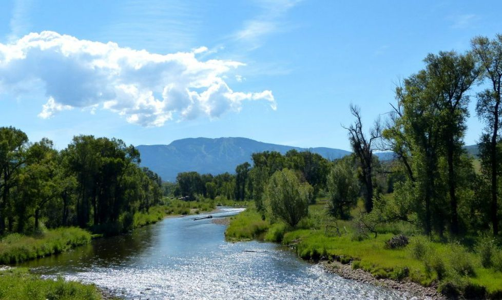 Yampa River Mountains