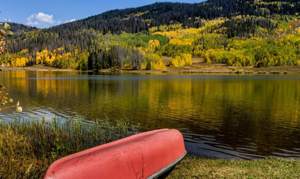 Pearl Lake Steamboat Springs