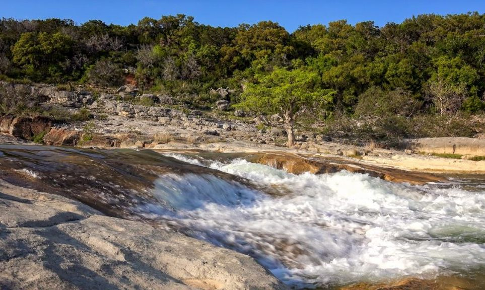 hill country pedernales