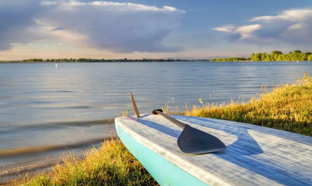 Boyd lake Paddleboard