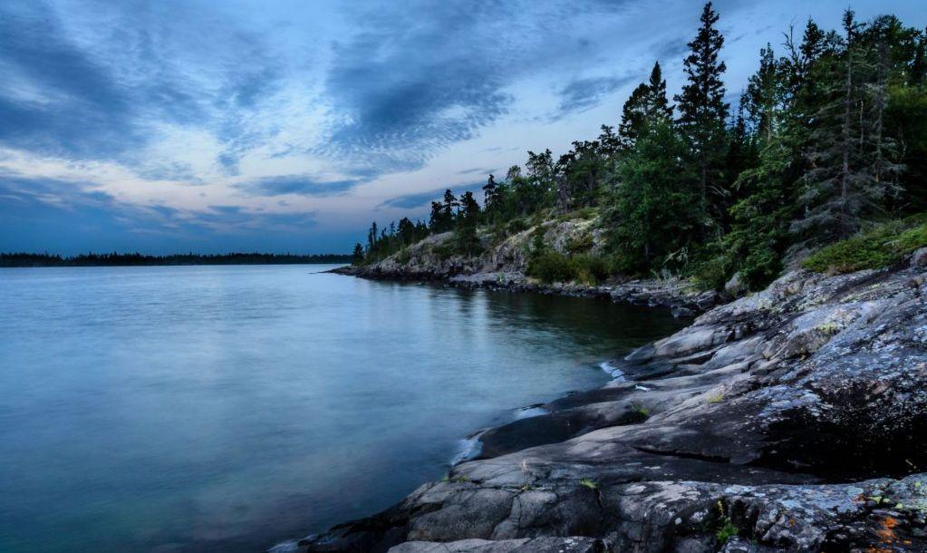 Isle Royale, Michigan