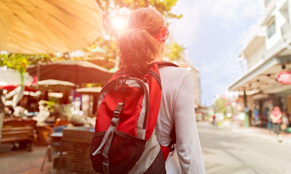 Tourist, Backpacker, Traveller