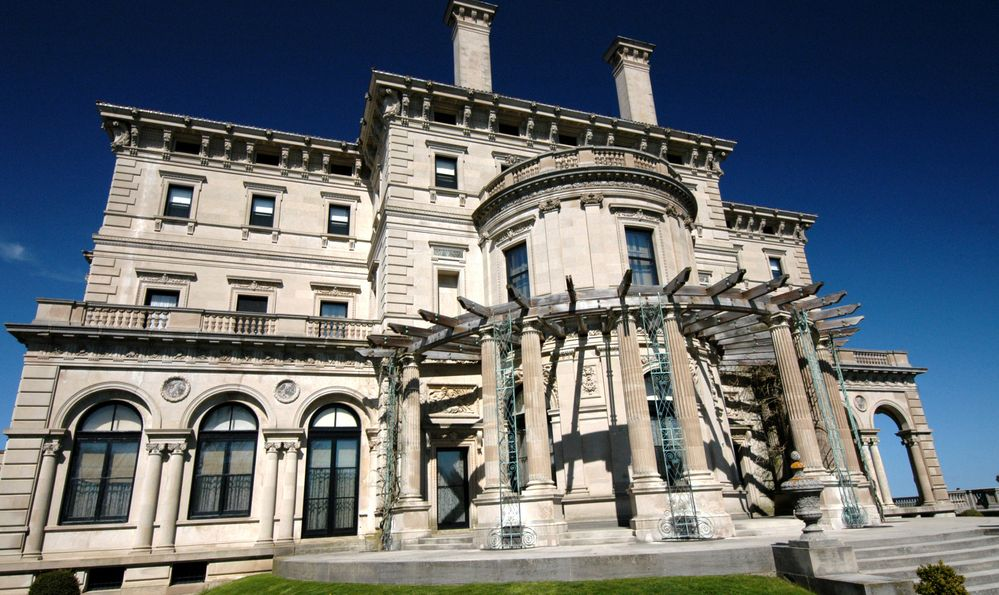 The Breakers is a Gilded Age mansion in Newport, Rhode Island, built as a summer home by Cornelius Vanderbilt III.