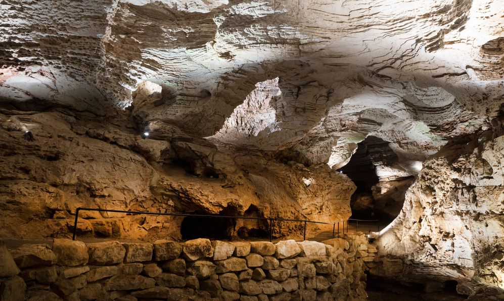 Longhorn Cavern State Park, Texas, United States