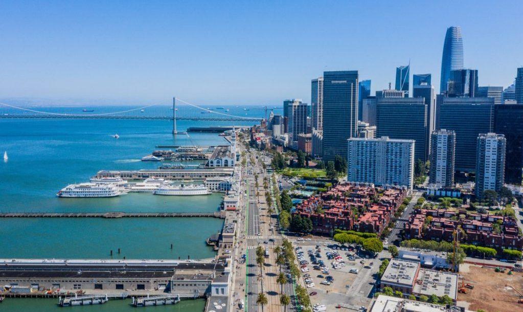 The Embarcadero, San Diego