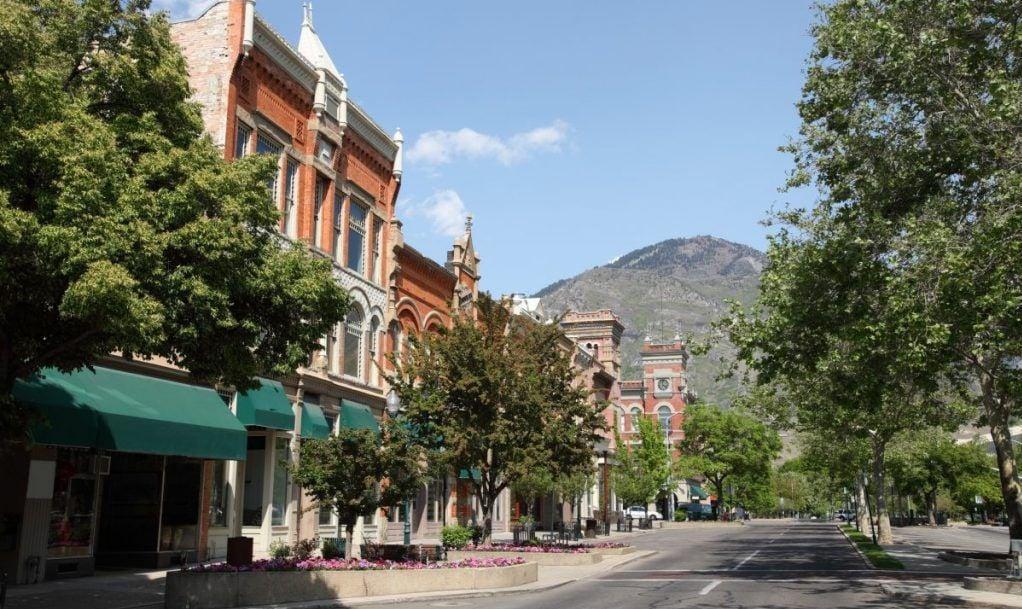 Provo City Street