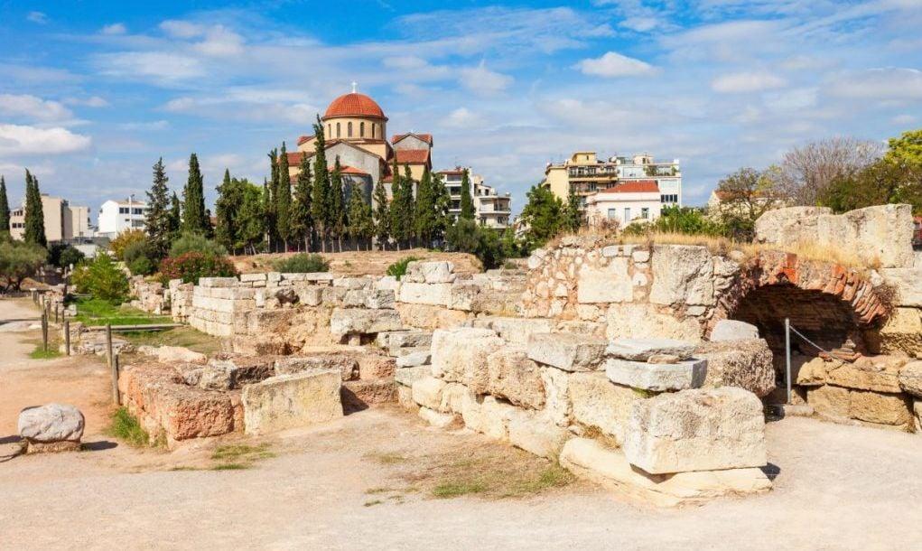 kerameikos ancient cemetery