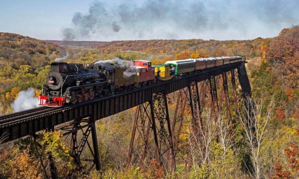 Boone Scenic Valley Railroad