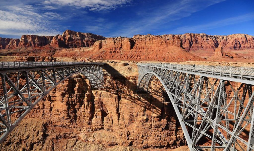 Navajo Bridge Marble Canyon, AZ