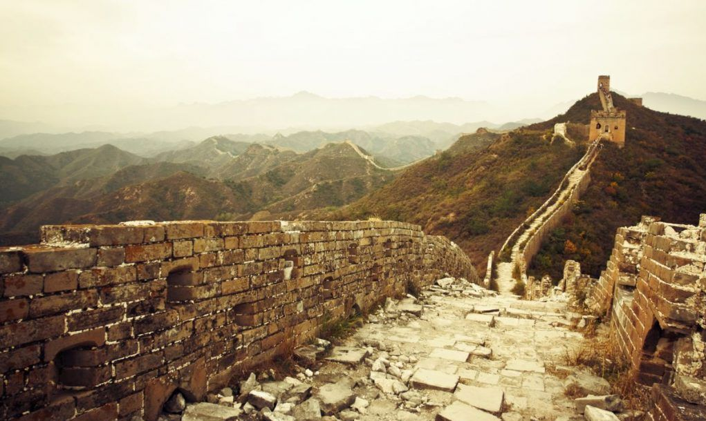 Jinshanling Great Wall of China