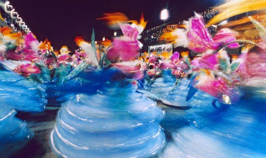 Carnival in Rio de Janeiro - Baianas