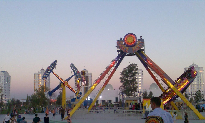 Turkmenbashi Land of Fairy Tales