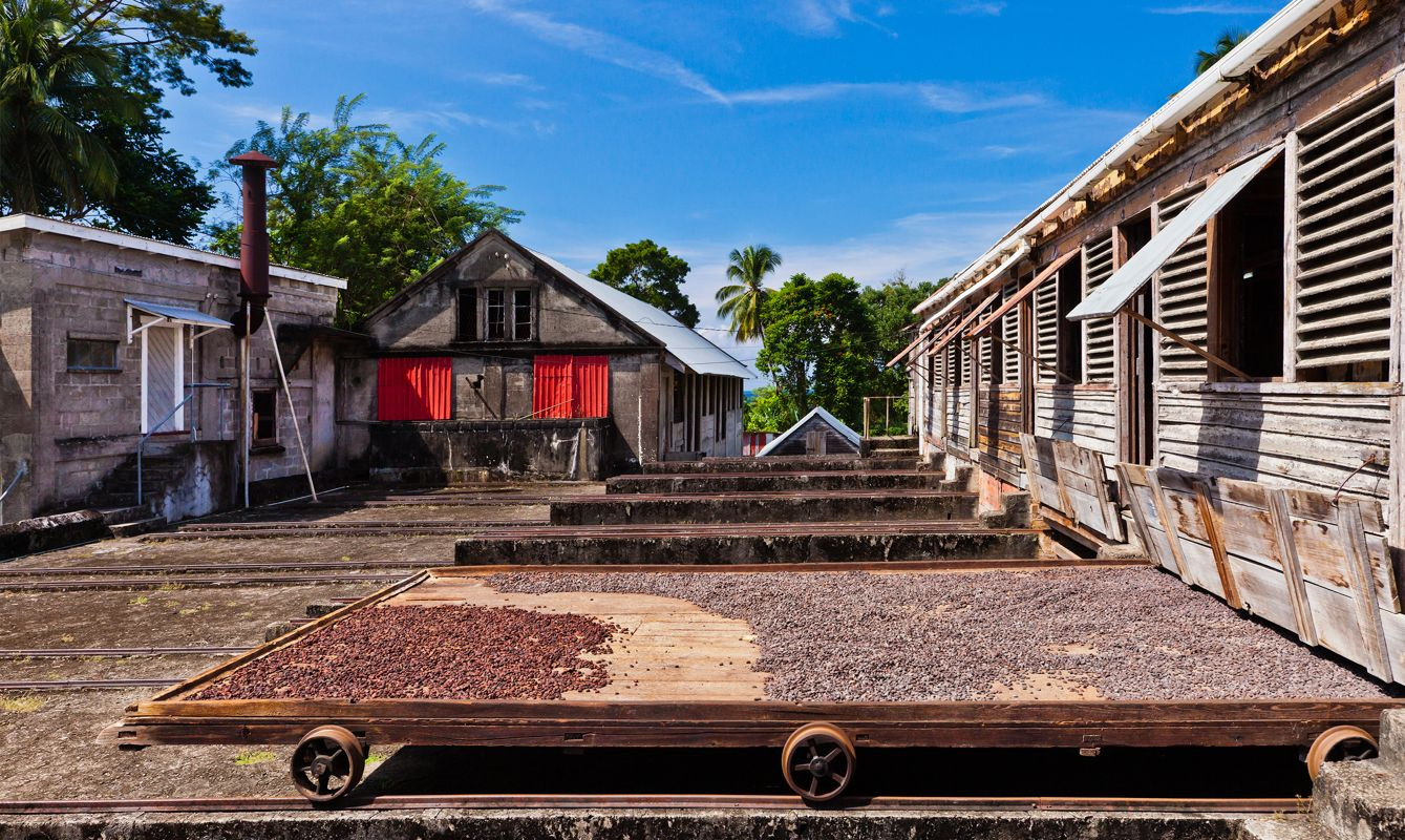 Douglaston Spice Estate, Grenada