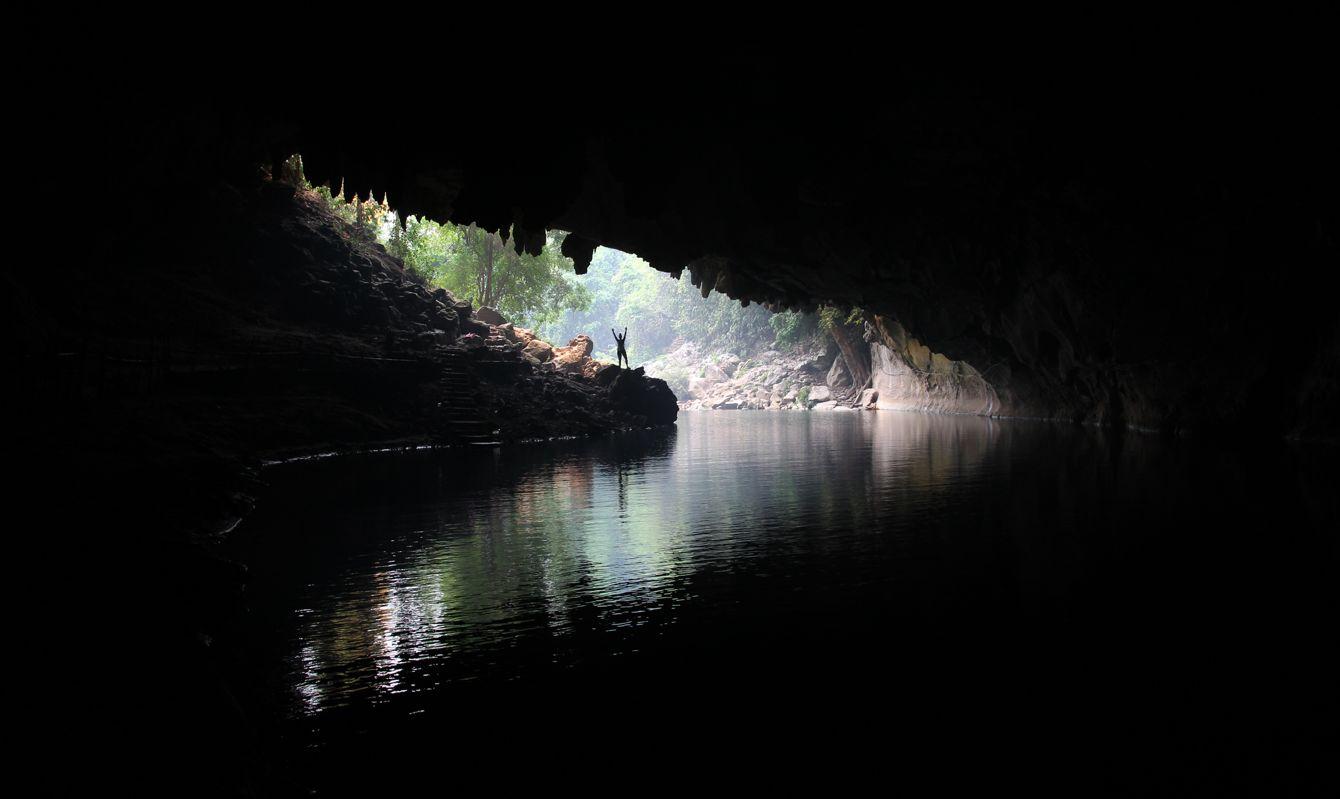 Tham Kong Lo, Kong Lor Cave, Laos