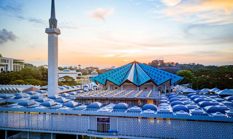 Famous landmarks in Kuala Lumpur, Malaysia