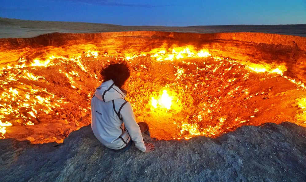 Door to the Hell, Darvaza, Turkmenistan