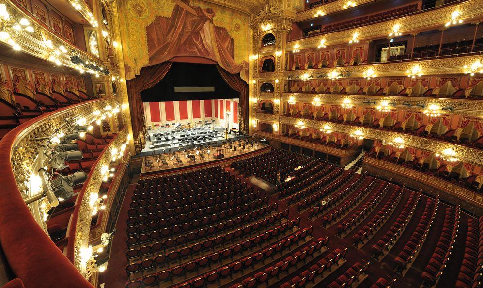 Teatro Colón Argentina theatre