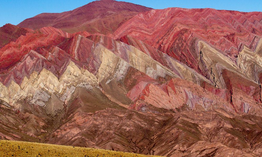 Purmamarca Cerrode LosSiete Colores Argentina