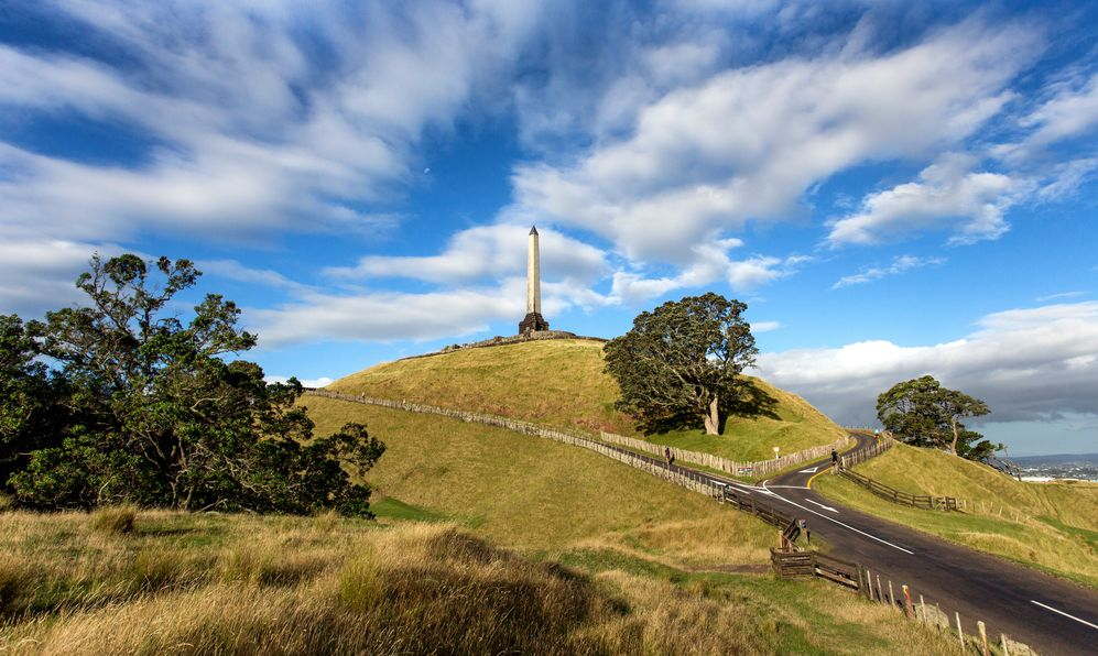 One Tree Hill / Cornwall Park