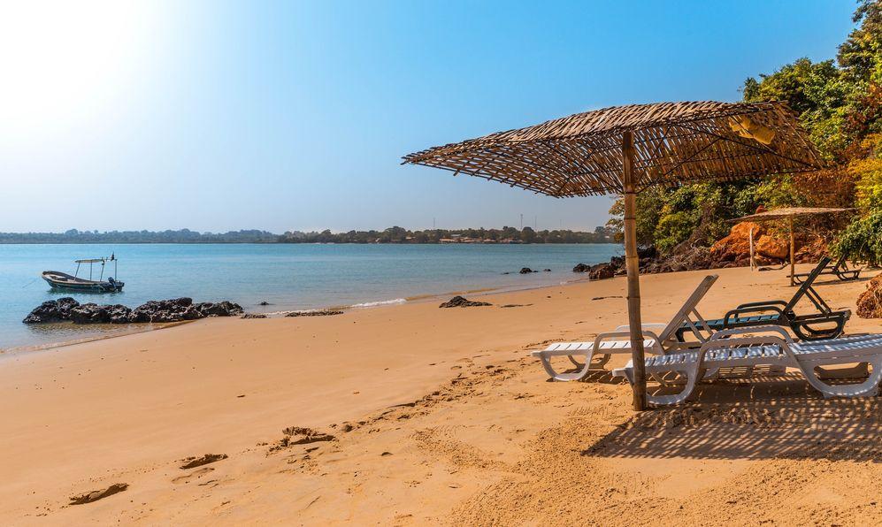 West Africa Guinea Bissau Bijagos Islands