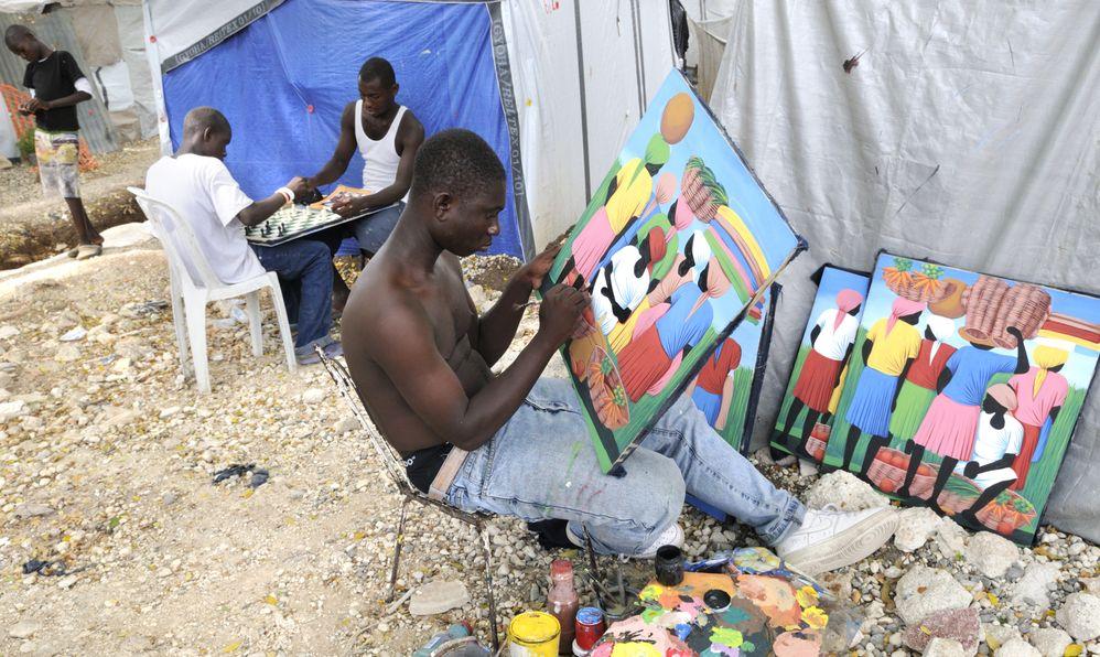 Grand Rue Musee d'Art Port-au-Prince Haiti