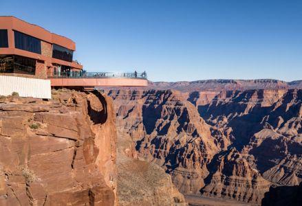 Visiting the Grand Canyon Skywalk