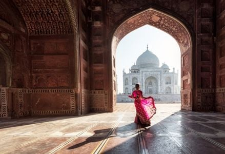 Fall In Love With India