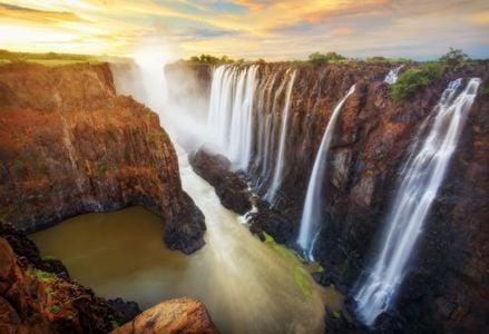 The World's Biggest Waterfalls