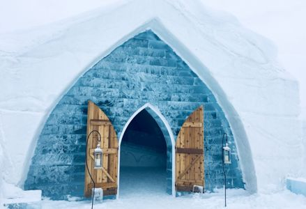 Hot Tips for Staying at an Ice Hotel