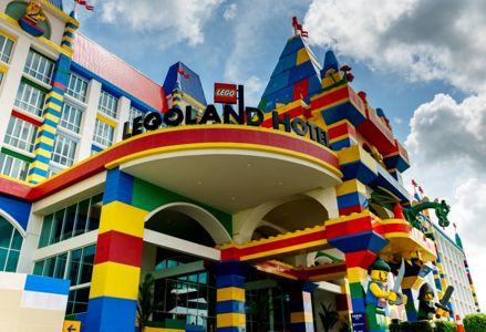 The Top Ten Attractions at Legoland Florida