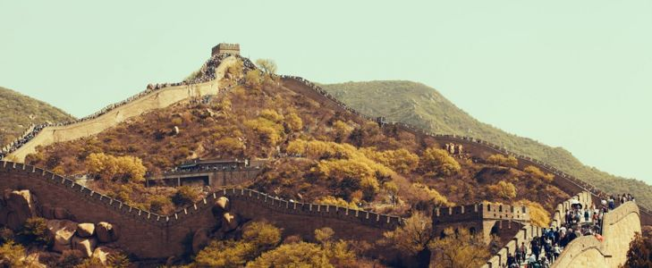 Everyone Should Visit the Great Wall of China