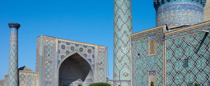 UnforgettableThingsto See and Do in Uzbekistan