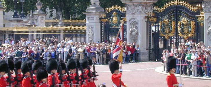 Yes You Need to Visit Buckingham Palace