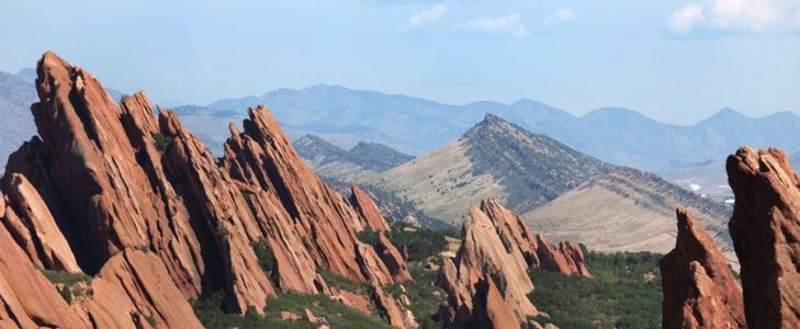 Enjoy these Colorado State Parks