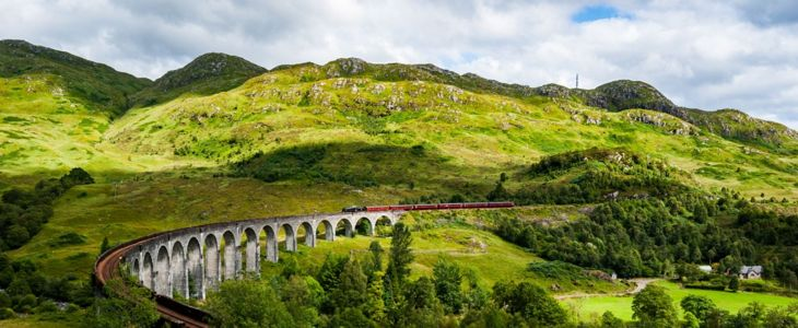 Must-See Train Routes Around the World