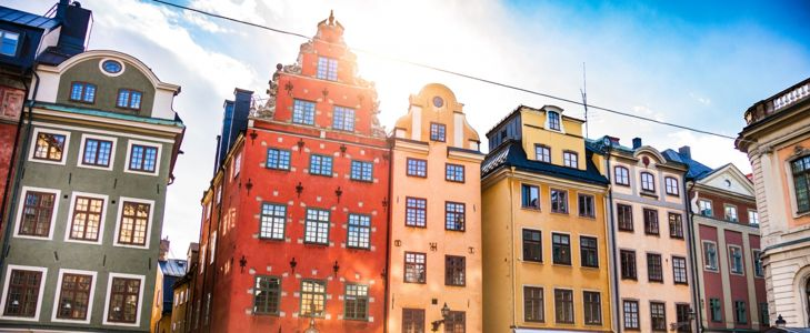 Visit Sweden and Experience a Mix of Past and Present Culture