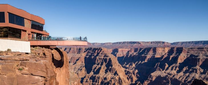 Visiting the Grand Canyon Skywalk