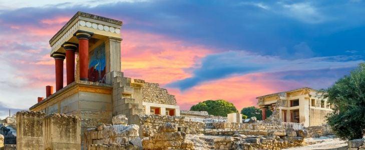 Highlights of Greece's Crete Island