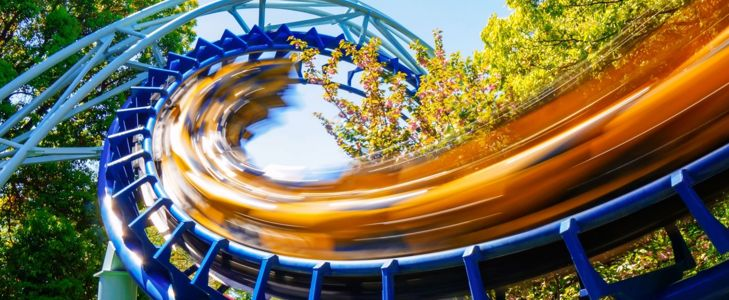 Top 10 Attractions of Six Flags Over Georgia