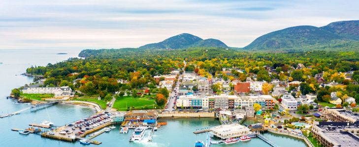 The Best Small Town in Each State