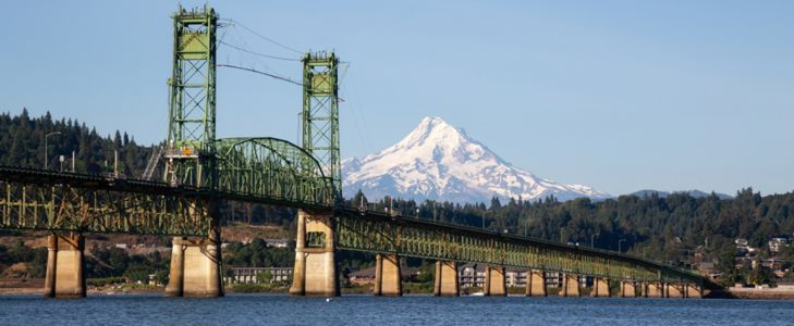 A Countdown of the Most Popular Attractions in Oregon